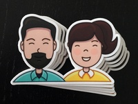 Sticker Us - Printed!