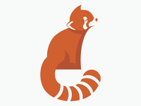 Red Panda logo mark