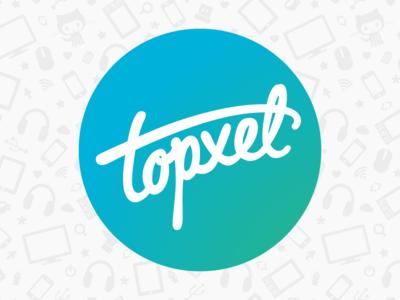 Topxel logo lettering custom type hand drawn identity logo logotype script type pattern topxel