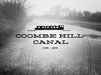 Coombe Hill Canal, Gloucestershire