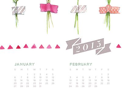 2012 songdance calendar