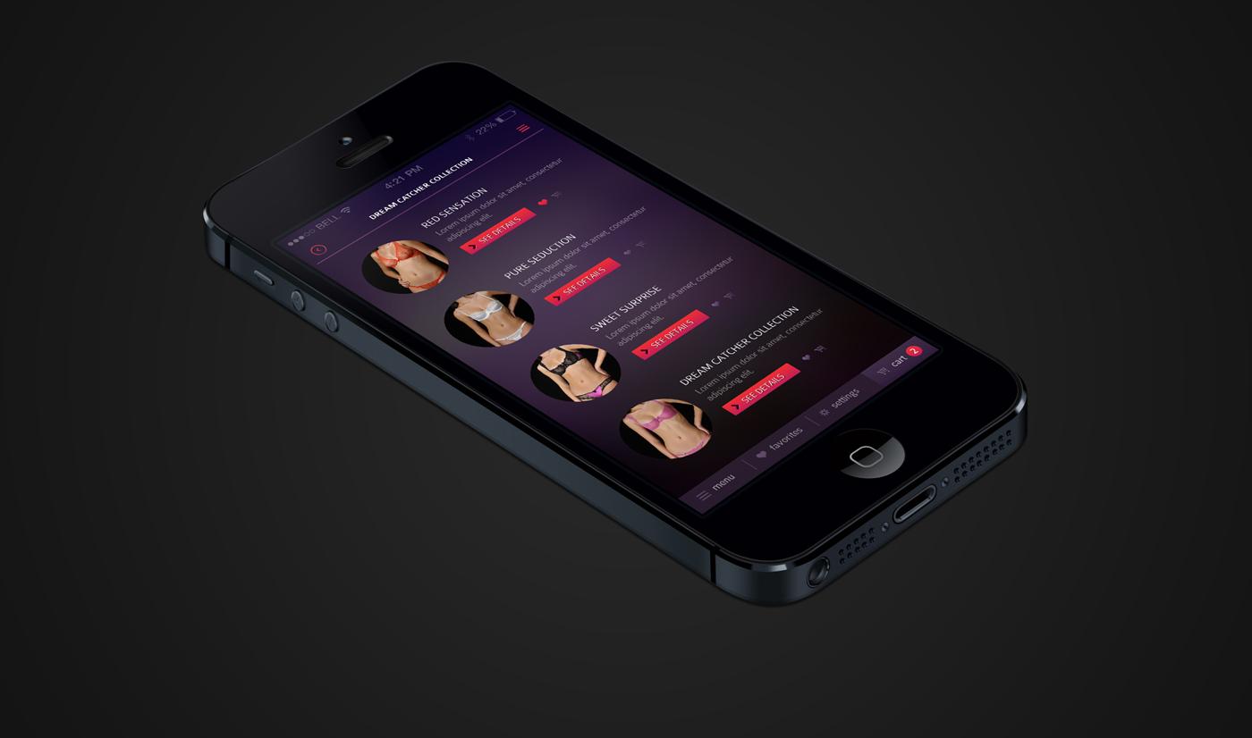 Iphone simulation full design