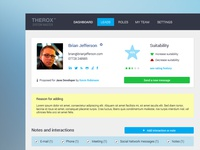 Lead Page CRM