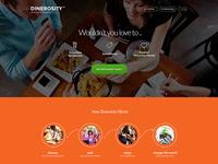 Homepage Dinerosity