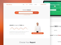 Website Analyzer Neil Patel