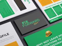 FAD Fix Forward Branding