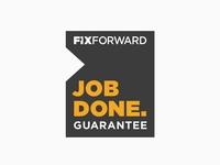 Fix Forward Icon Design