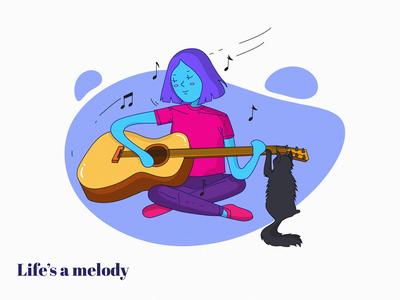 Life's a melody