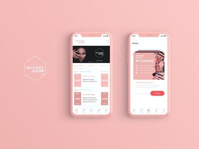 Beautyfest Asia 2018 Apps