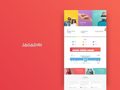 JAGADIRI Insurance Website