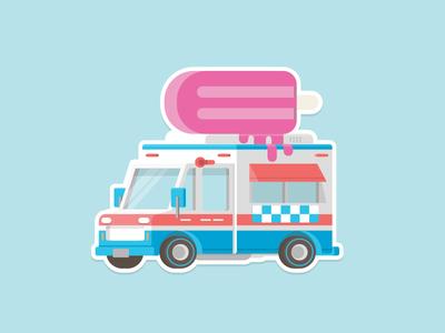 Le Truck food truck ice cream ice cream truck