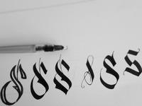Calligraphy s