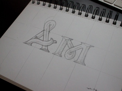 AM - Typography training typography type lettering handlettering sketch sketches art writting calligraphy