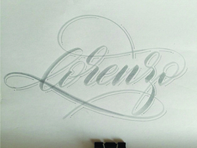Personal Lettering lettering typography handlettering type handmade logo