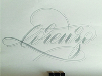 Personal Lettering