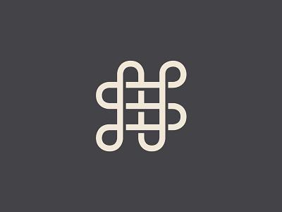 """N&S"" Monogram monogram logo logotype branding brand type typography letters"