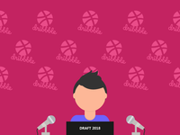 Draft '18 | Hello Dribbble