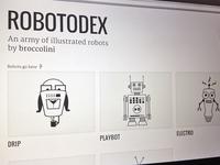 Robotodex