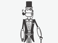 Fancy bot is so fancy