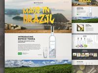 Boteco Brazilian Vodka