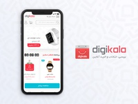 Digikala mobile web