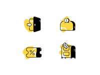Digiclub Icons