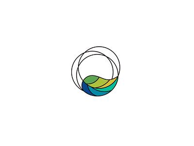 passion for the leaf design logo