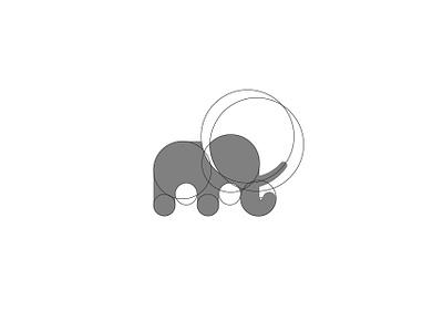 M elephant logo