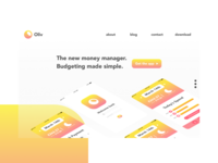 Oliv Money Manager App