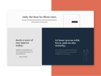 Web design/identity project