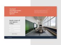 Web design/brand identity project