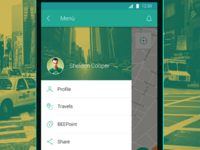 Clacsoon -  Android Material Design