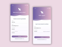 Sign Up Form - Daily UI