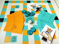 Mytikas: A Greek Mythology Themed Board Game