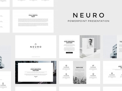 Neuro Powerpoint Template