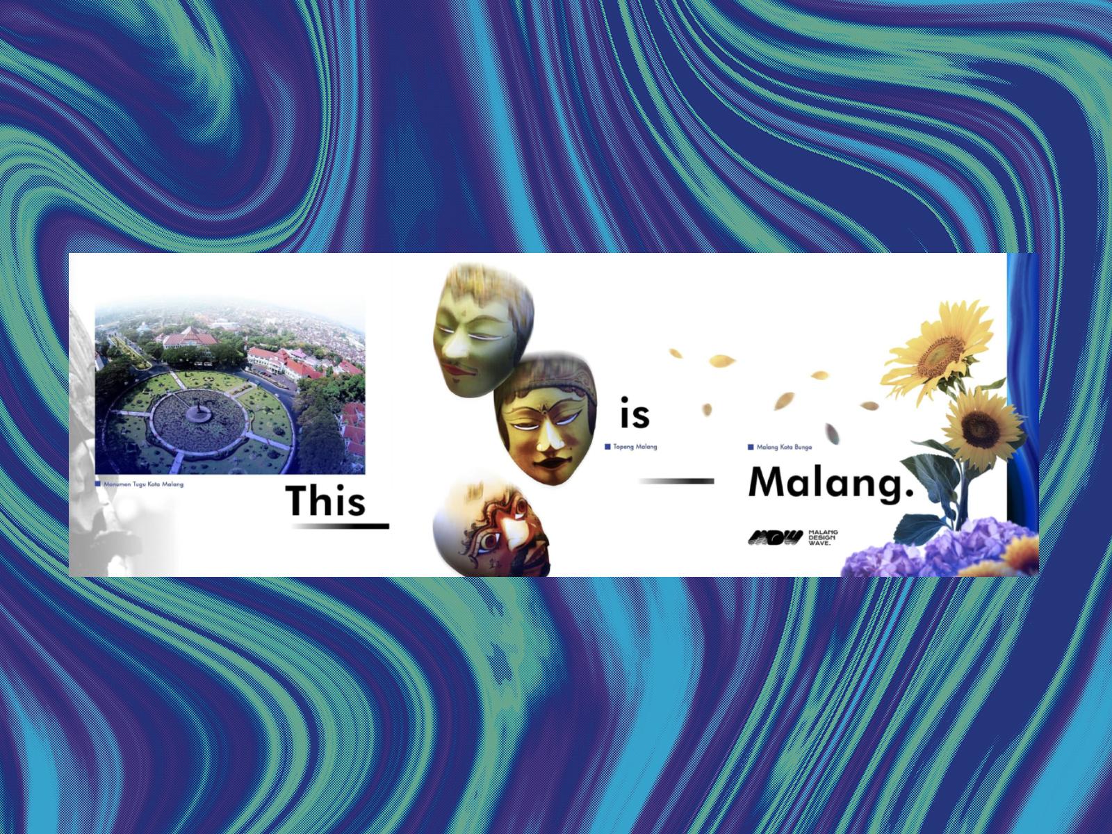This Is Malang Malang Design Wave By Cahyadi Aditya On Dribbble