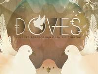 Doves Poster