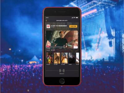 Social Concert Broadcasts