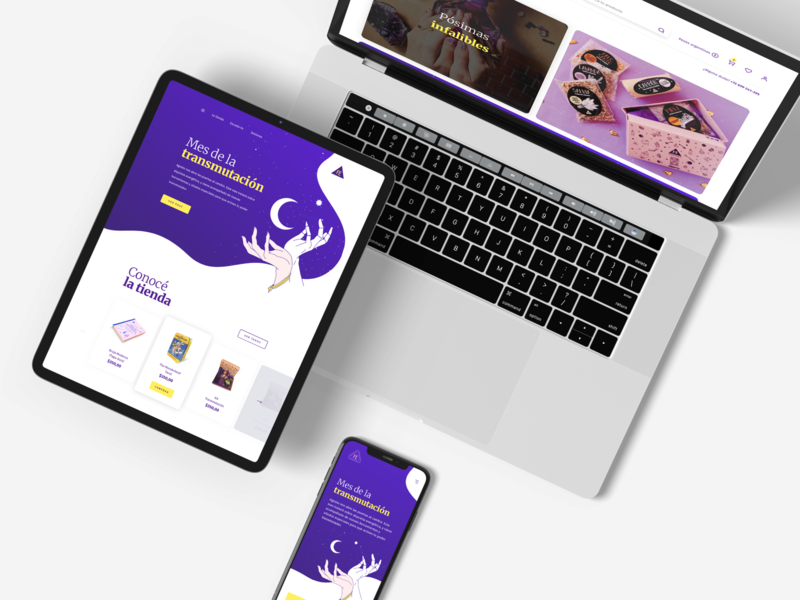 Somos Fe - eCommerce ecommerce web website web  design design thinking ui ux design