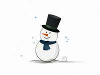 Snowmann.