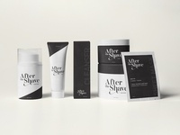 After The Shave | Packaging