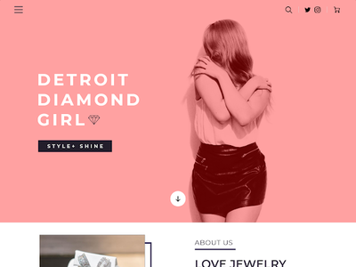 Detroit Diamond Girl