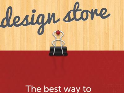 atikusdesign store shop store poster