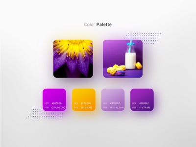 ChopChop Color Pallete pallete color webdesign web visual identity ux ui desgin ui idenity grocery store graphic design branding design brand
