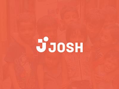 josh logo graphic designing branding design logo