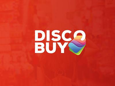 discobuy logo illustration vector graphic designing logo design logo design branding