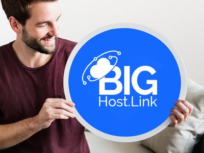 Big host logo pixelpk