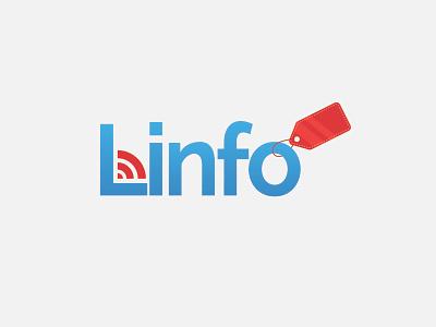 Linfo marketing logo graphic designing vector branding design marketing agency logo designing logodesign logo pixelpk linfo marketing
