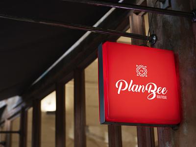 Planbee logo design logo designer lahore design agency pixelpk logo design