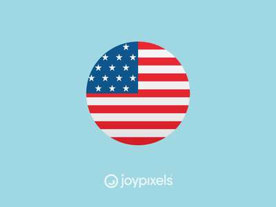 The American Flag Emoji - Version 6.0 united states of america sept 11 september 11 patriot patriotic american usa americana american flag united states america glyph graphic emojis illustration icon emoji